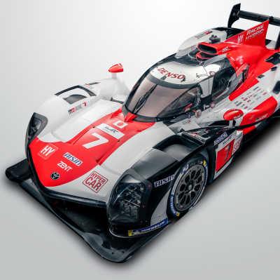 Nya GR010 HYBRID rustad för VM-titlar och Le Mans-vinster