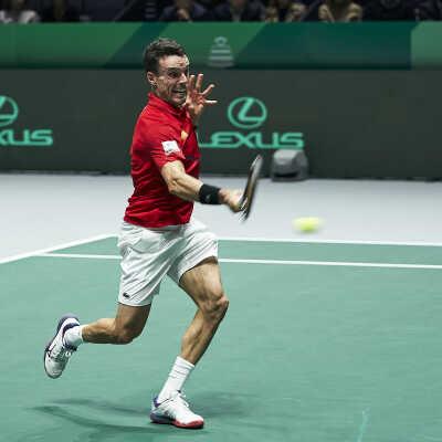 Lexus officiell partner i Davis Cup