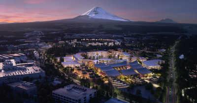 Woven City: Toyota bygger framtidens stad