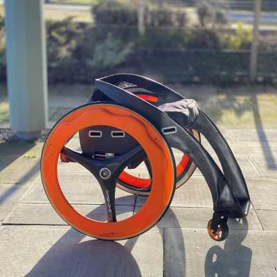 Ultralätt rullstol vinner Mobility Unlimited Challenge