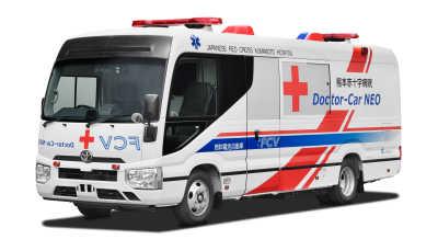Mobil sjukvård – med vätgasdrift