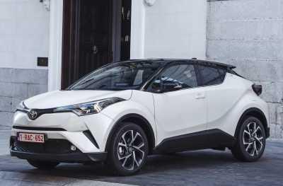 Nya drivlinor från Toyota minskar CO2-utsläpp med ytterligare 18 procent
