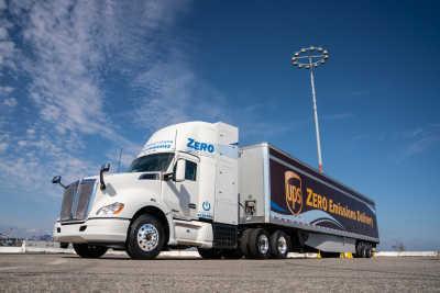 Framtidens utsläppsfria lastbilar ett steg närmare lansering