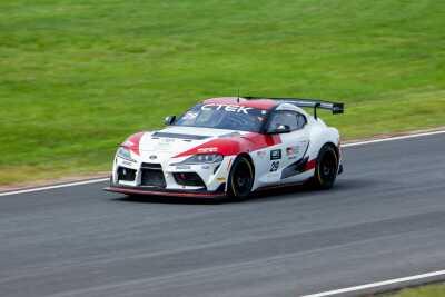 Drömstart för TOYOTA GAZOO Racing Sweden i GT4 Scandinavia