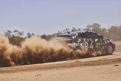 Helt nya Toyota GR Yaris presenteras januari