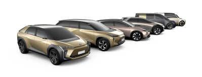 Toyota vill göra batteri-elbilar mer tillgängliga