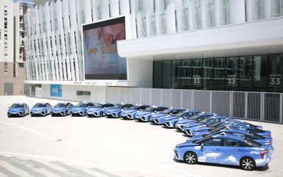 Toyota startar HysetCo tillsammans med Air Liquide, Idex, STEP för vätgasmobilitet