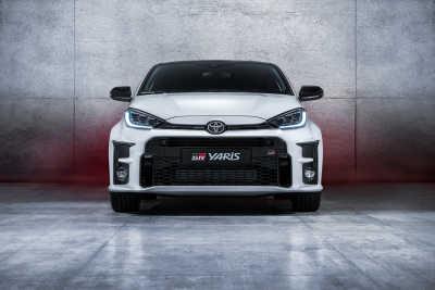 Nya Toyota GR Yaris – med rötterna i rally-VM