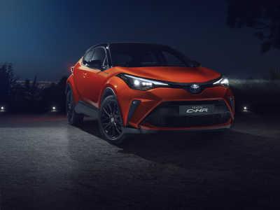 Nya Toyota C-HR – mer hybrid, mer uppkopplad och mer ikonisk