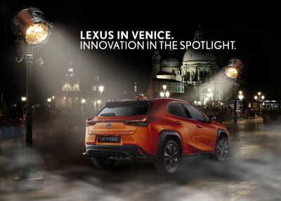 Lexus 'Official Car' till 76th Venice International Film Festival – La Biennale di Venezia