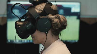 Toyota utvecklar VR-spel för att lyfta parasporten