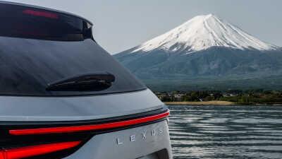 Världspremiär för nya Lexus NX 12 juni