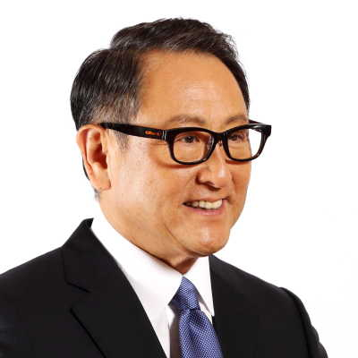 "Akio Toyoda utsedd till ""World Car Person of the Year"" 2021"