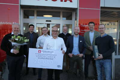 Ichiban 2021: Här finns Sveriges mest nöjda Toyota-ägare