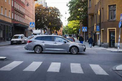 TOYOTA lanserar KINTO – ny mobilitetstjänst i Sverige