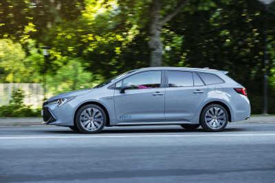 KINTO Share växer – nu över 100 bilar i Stockholm