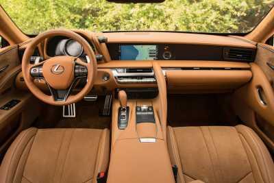 Lexus LC 500h-4