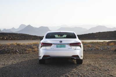 Lexus LS 500h-11