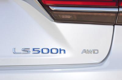 Lexus LS 500h-20
