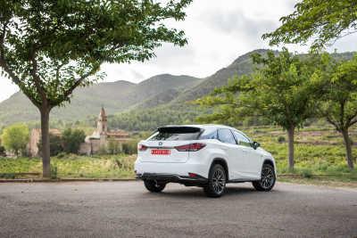 Lexus RX 450h-1
