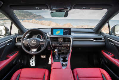 Lexus RX 450h-11