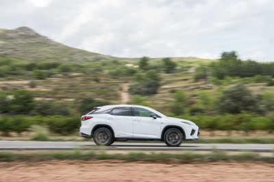 Lexus RX 450h-3