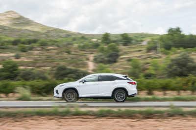 Lexus RX 450h-4