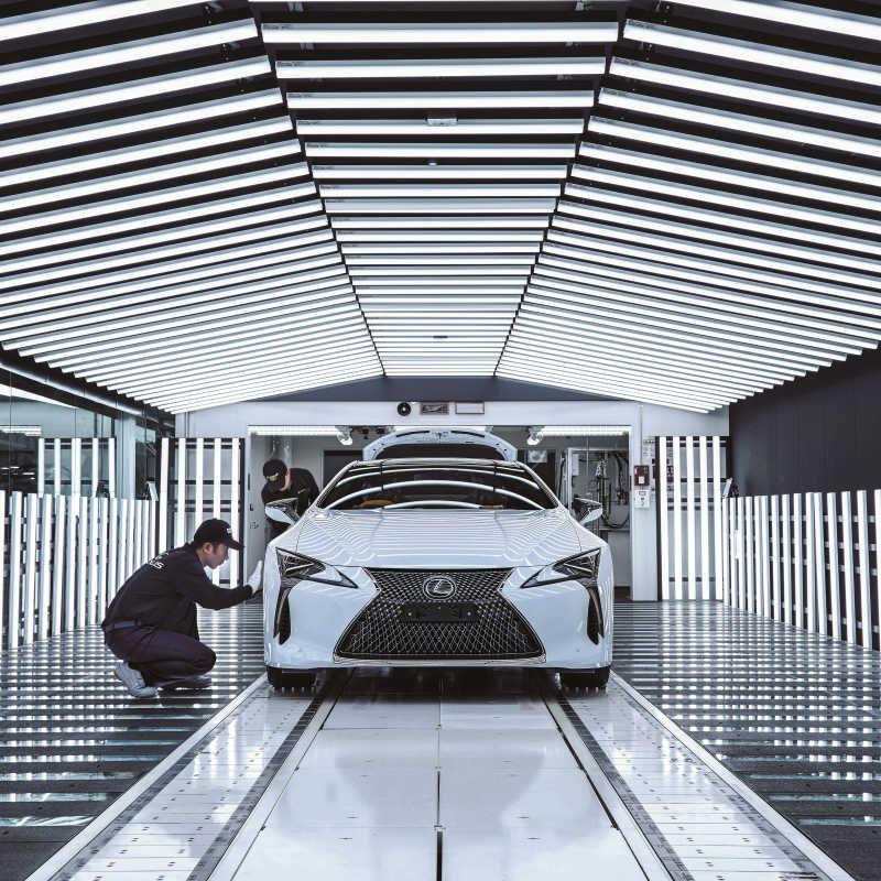 Om Lexus