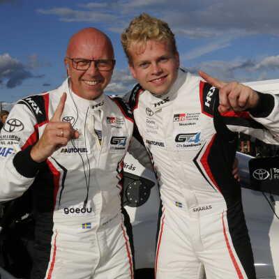 Tuff utmaning väntar TOYOTA GAZOO Racing Sweden i Anderstorp