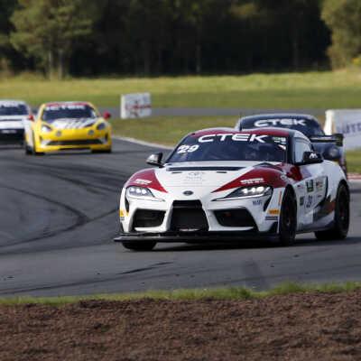 Fördel TOYOTA GAZOO Racing Sweden i finaldramat