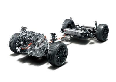 Toyota C-HR Hybrid 2020-2