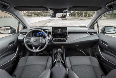 Toyota Corolla 1.8 Hybrid Touring Sports-14