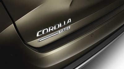 Toyota Corolla TREK-3