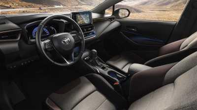 Toyota Corolla TREK-4