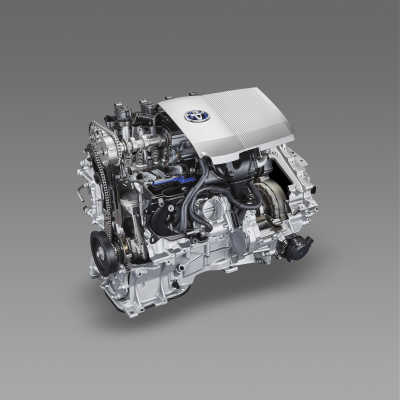 Toyota Corolla tech-1