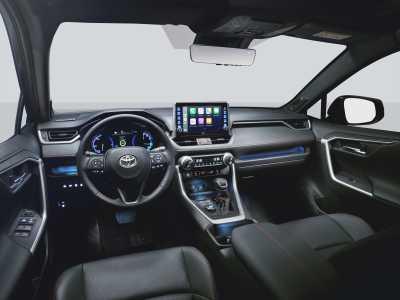 Toyota RAV4 Plug-in Hybrid-6