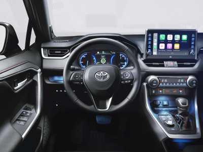 Toyota RAV4 Plug-in Hybrid-7