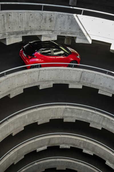 Toyota Yaris Hybrid 2020