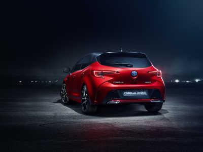 En ny era: Toyota Corolla återvänder