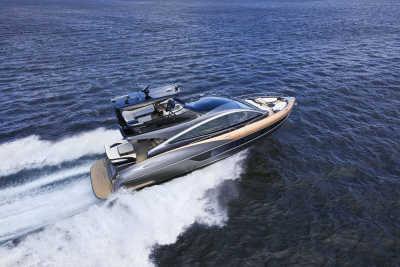 Premiär för nya Lexus LY 650: En yacht för extraordinära upplevelser