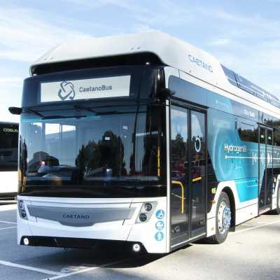 Toyota gör ytterligare satsning på bränslecellsdrivna bussar