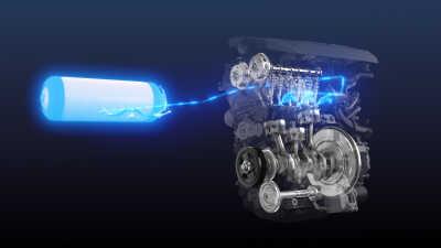Toyota utvecklar vätgasdriven förbränningsmotor