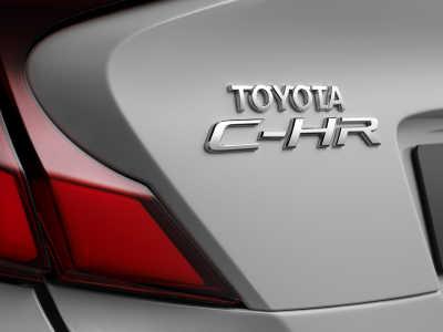 Toyota C-HR Hybrid GR-S 2021