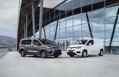 Toyota lanserar ny Professional-strategi och PROACE CITY