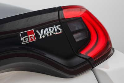 Toyota GR Yaris Circuit Pack 2021