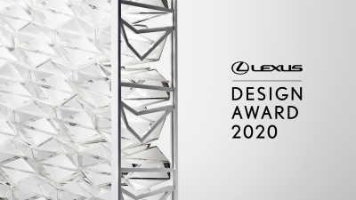 Lexus Design Award 2020: De tävlar om Grand Prix-priset