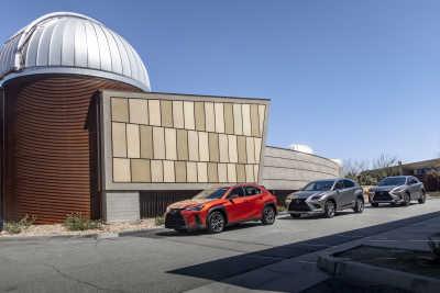 Lexus har sålt 5 miljoner suvar