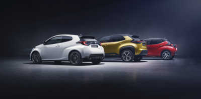 Toyota GR Yaris, Yaris Cross & Yaris Hybrid