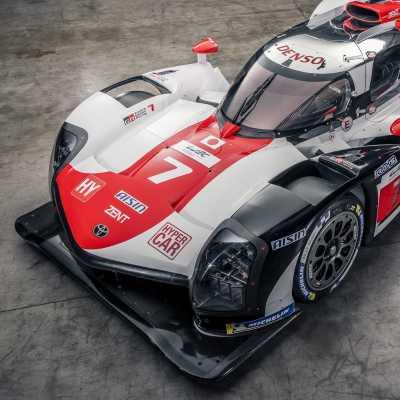 Upp till bevis för Toyotas hybridracer i 6-timmars på Spa-Francorchamps
