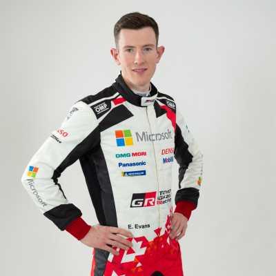 WRC-stjärnan visar nya GR Yaris vid Goodwood Speedweek